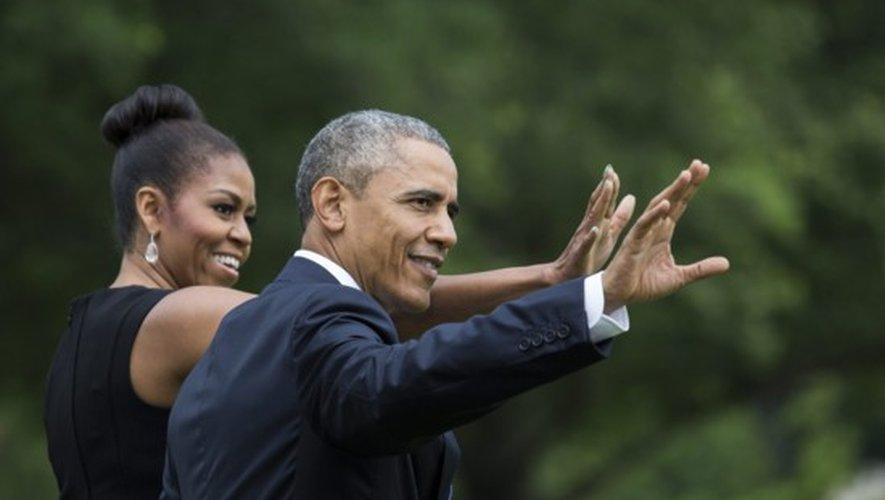 Couple Obama : leur love story racontée au cinéma