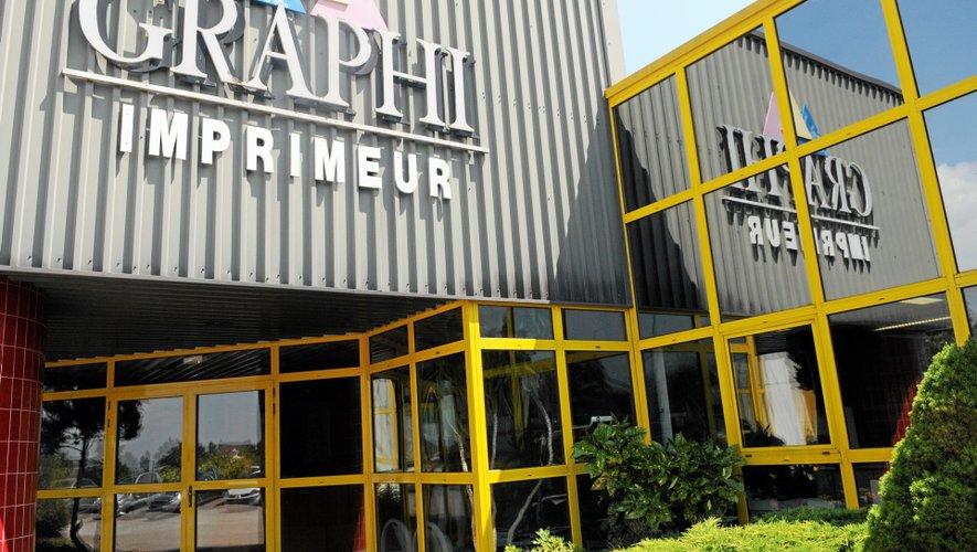 Sur son site primaubois, Graphi imprimeur emploie actuellement 36 salariés.