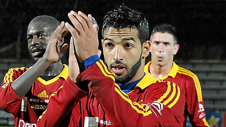 Issam Chebake ne sera finalement resté qu'une saison au Raf.