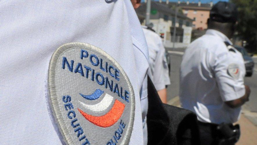 Les policiers ruthénois ont rapidement interpellé l'agresseuse le lendemain des faits.