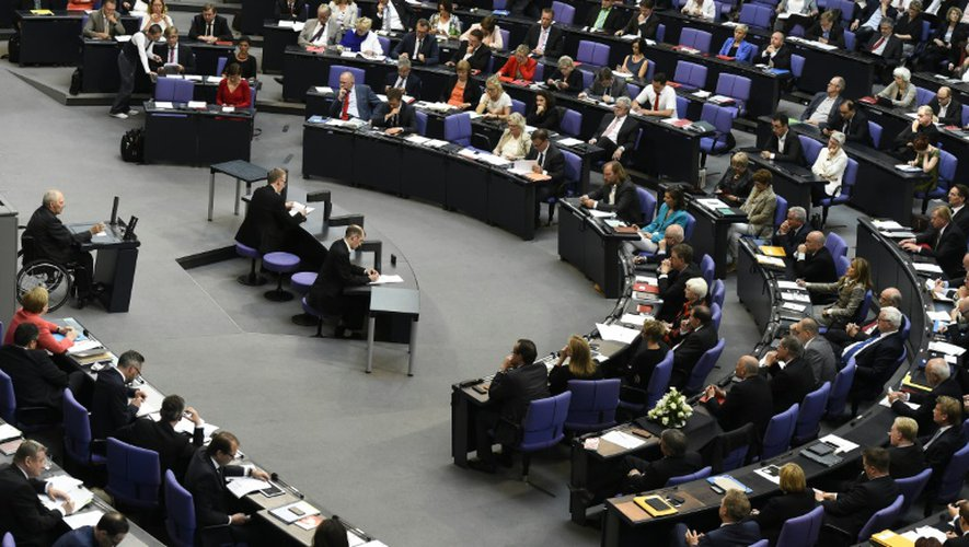 Grèce: le Bundestag ouvre la voie à la négociation d'un nouveau plan d'aide