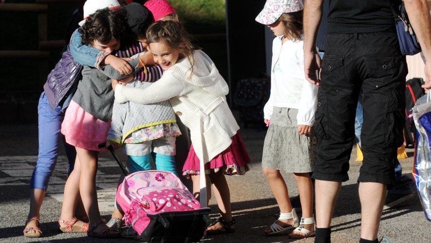 Rodez : la rentrée scolaire en images