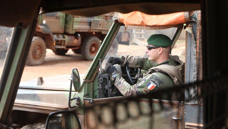 Au total, 1300 légionnaires et personnels seront basés sur le Larzac d'ici 2018.