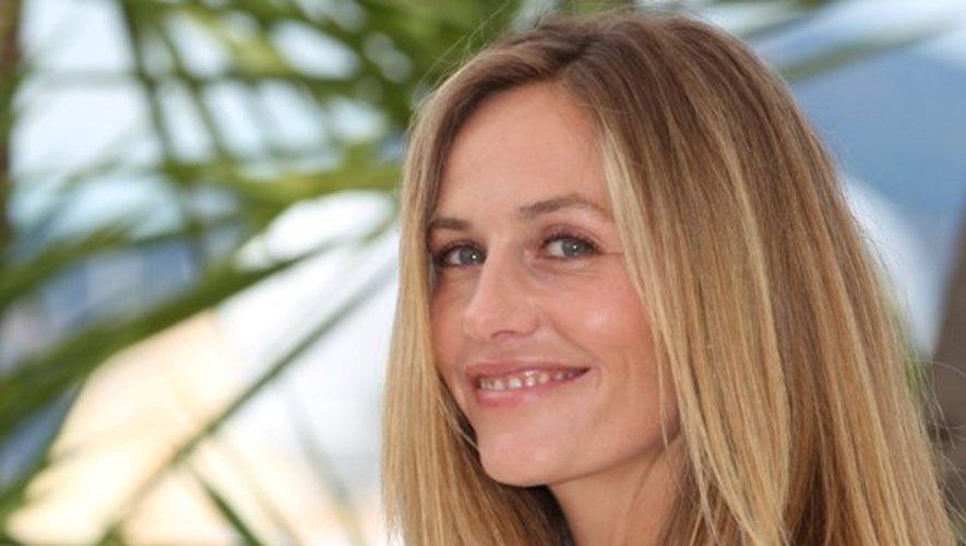 Cécile de France au Festival de Cannes 2015
