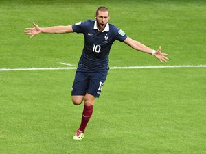 Mondial: Benzema porte la France contre le Honduras