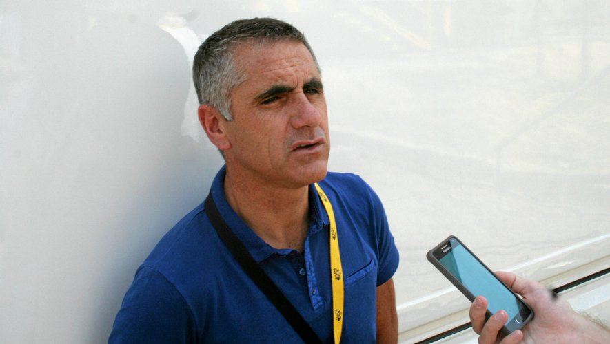 À 46 ans, le Mazamétain Laurent Jalabert est devenu l'une des voix qui comptent sur le Tour de France.