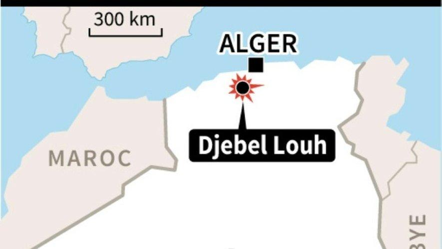 Localisation de l'attaque meurtrière contre des soldats en Algérie revendiquée par Aqmi