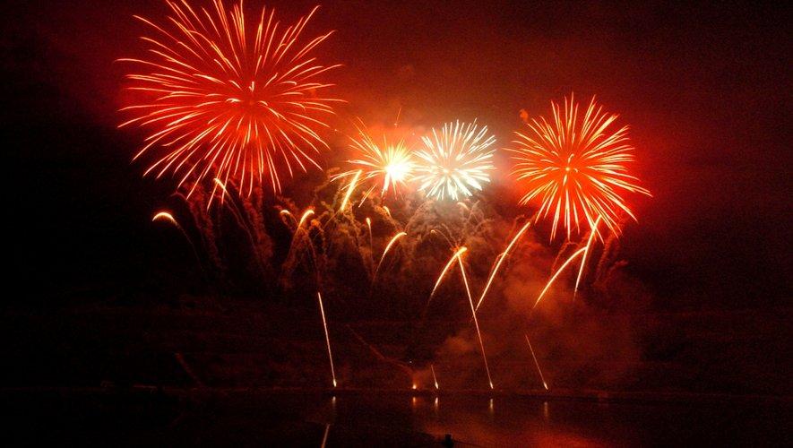 Un feu d'artifice sera tiré depuis le château de Sénergues à l'occasion de la Fête d'été.