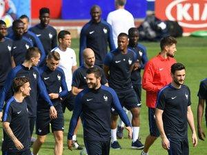 Euro 2016. L'équipe de France a franchement la cote en Aveyron