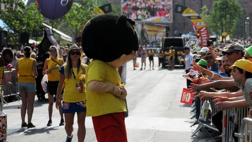 Tour de France : Muret-Rodez dans la peau d'un caravanier Haribo
