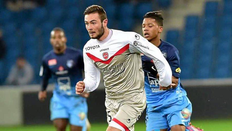 Lucas Tousart succombera-t-il aux sirènes de clubs plus huppés que Valenciennes ?