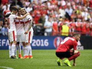 Euro-2016: service minimum pour la Suisse face à l'Albanie
