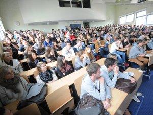 IUT de Rodez : les nouveaux venus font leur rentrée