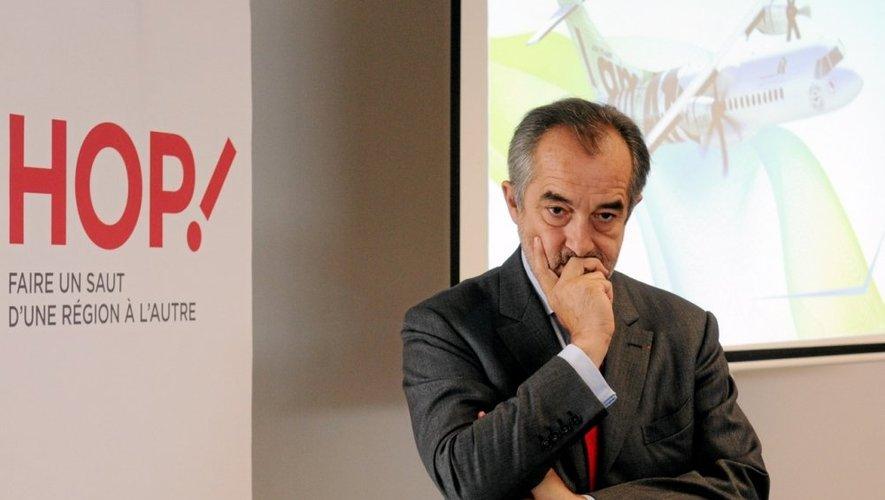 Lionel Guérin s'est montré attentif aux récriminations du syndicat mixte de l'aéroport.