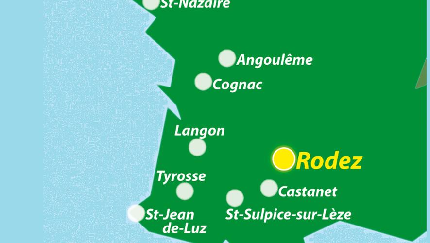 Rugby : en 2014-2015, les Ruthénois vont voir du pays