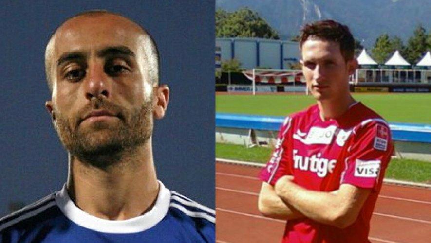 Yacine Si Salem et Mathieu Salamand