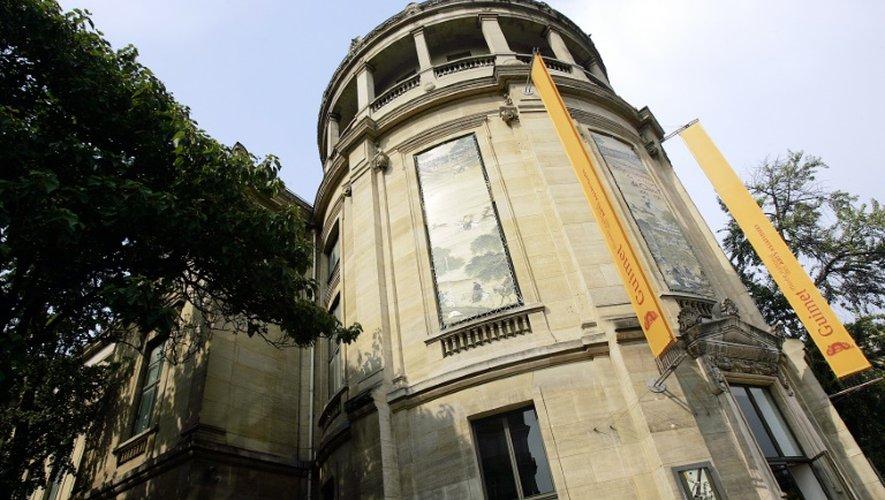 Le Musée national d'arts asiatiques Guimet, à Paris