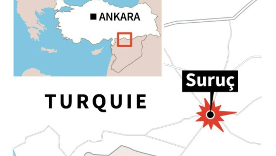 Attentat suicide à Suruç
