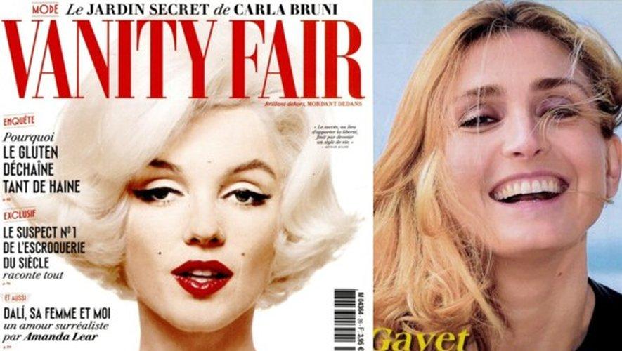 Marilyn, Julie Gayet, Jenifer, Alexandra Lamy au top de l'actu