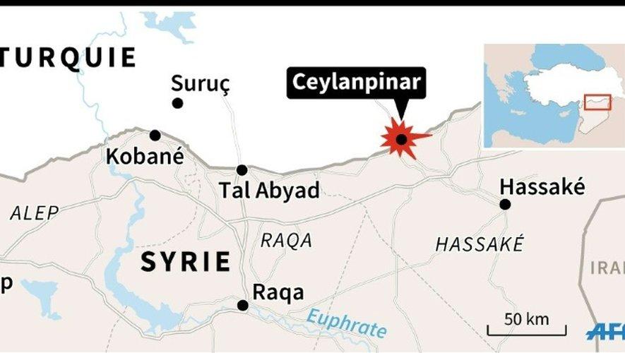 Deux policiers turcs tués près de la frontière syrienne