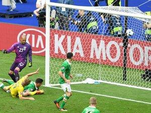 Euro-2016: la Suède et l'Irlande font match nul 1-1