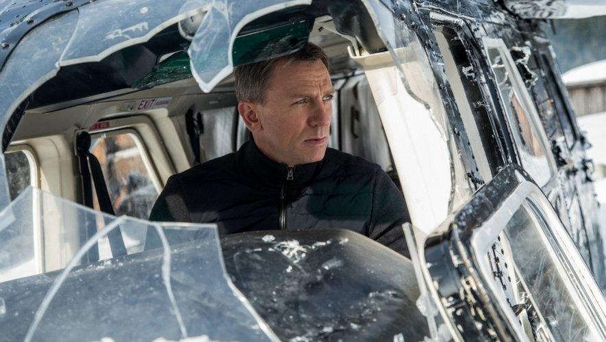 Vidéo : James Bond dans Spectre avec Daniel, Monica et Léa