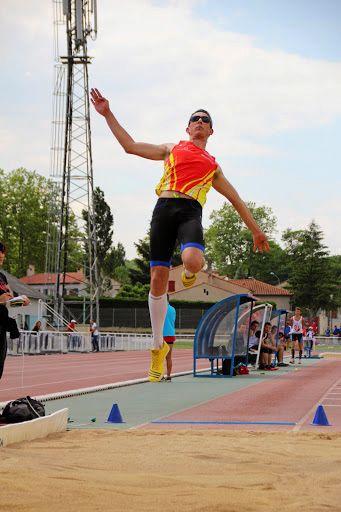 Champion de France en titre sur la longueur, David Gerber remporte le titre européen en Croatie.