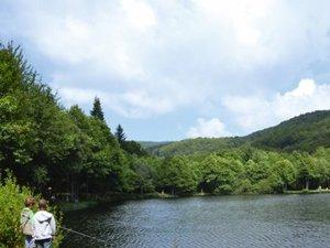 Brameloup - Les charmes du lac des Picades