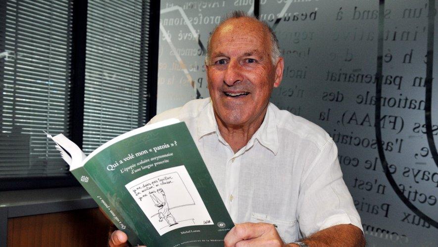 Michel Lafon sera, vendredi à 16 heures sur l'espace du Cirdoc, pour présenter son livre.