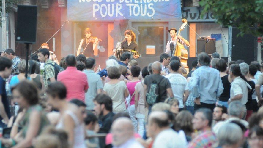 Une avalanche de décibels déboule sur l'Aveyron