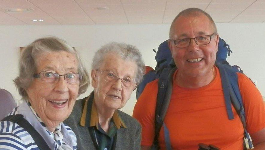 900 kilomètres à pied pour sensibiliser aux besoins des personnes âgées