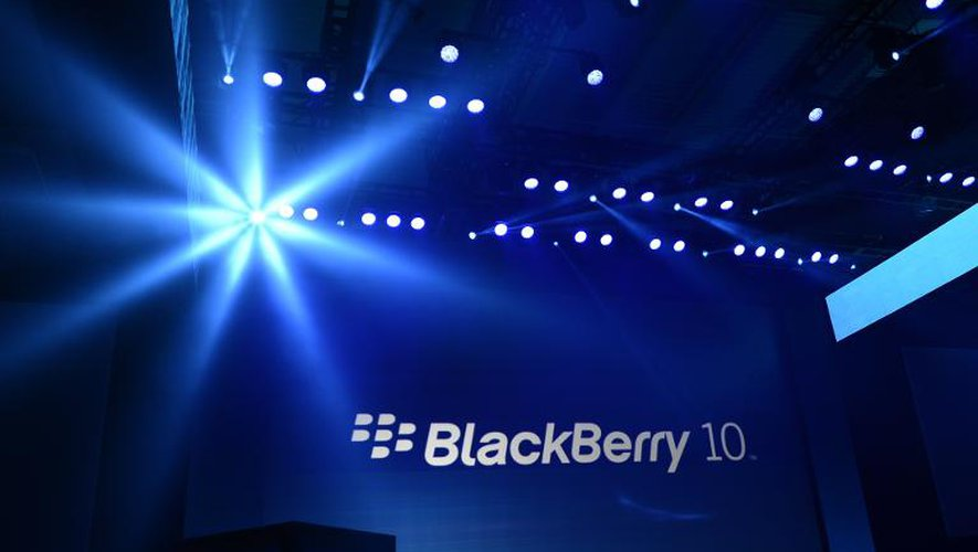 BlackBerry annonce la suppression d'un tiers de ses postes