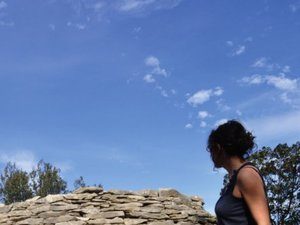 Villetelle - De la Tine au Clapas, sur le chemin des capitelles