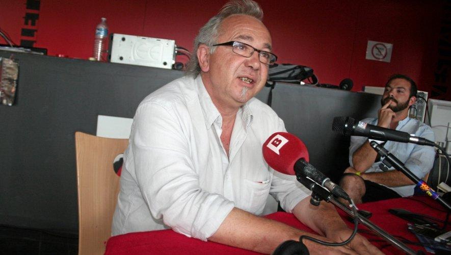 « Un directeur ne doit pas rester jusqu'à s'essouffler », a déclaré Patric Roux.