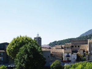 Saint-Hippolyte-du-Fort - Un village niché au pied des contreforts cévenols