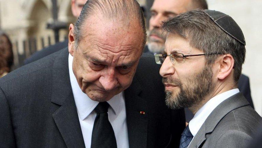 Haïm Korsia élu grand rabbin de France pour sept ans