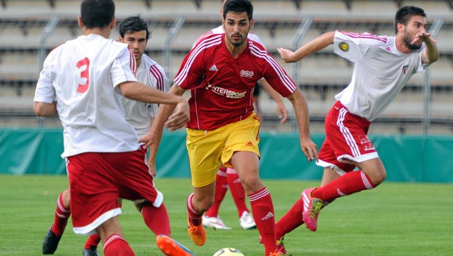 Prochain match amical pour le Raf : samedi prochain face à Béziers (National).
