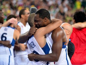Basket: la France exauce enfin ses rêves d'Europe