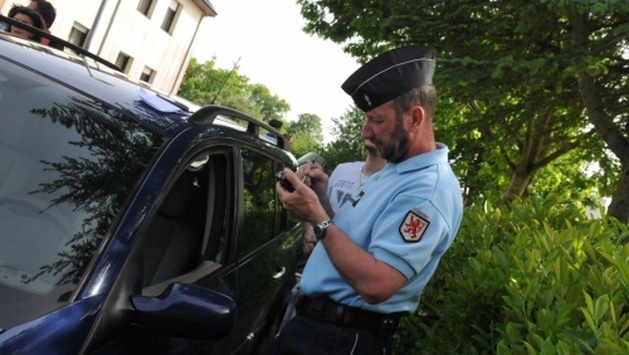 Un poste de contrôle, axé sur les dépassements de vitesse autorisée et d'usage du téléphone au volant, sera mis en place.
