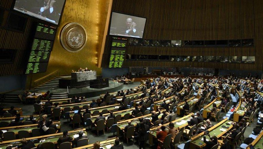 ONU: la Syrie au coeur des débats de la 68ème Assemblée générale