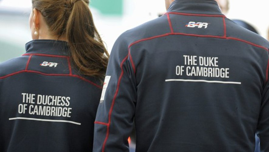 Kate et William : duchesse et duc sportifs