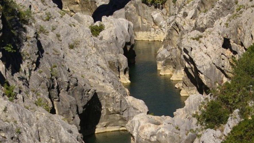 Gorges de l'Hérault - Se laisser bercer par le fleuve