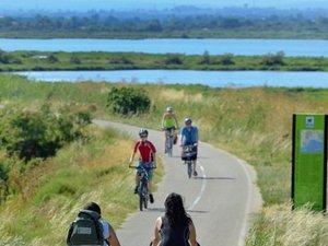 La Grande-Motte - Découvrir les quartiers en vélo