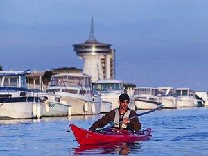 Palavas-les-Flots - Kayak entre mer et étang