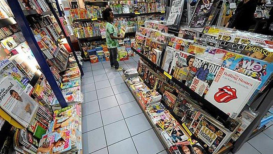 Aveyron : Quel avenir pour les marchands de journaux ?