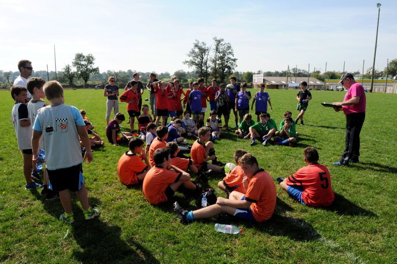 UNSS : 700 rugbymen pour le 17e Open de rugby du Rouergue