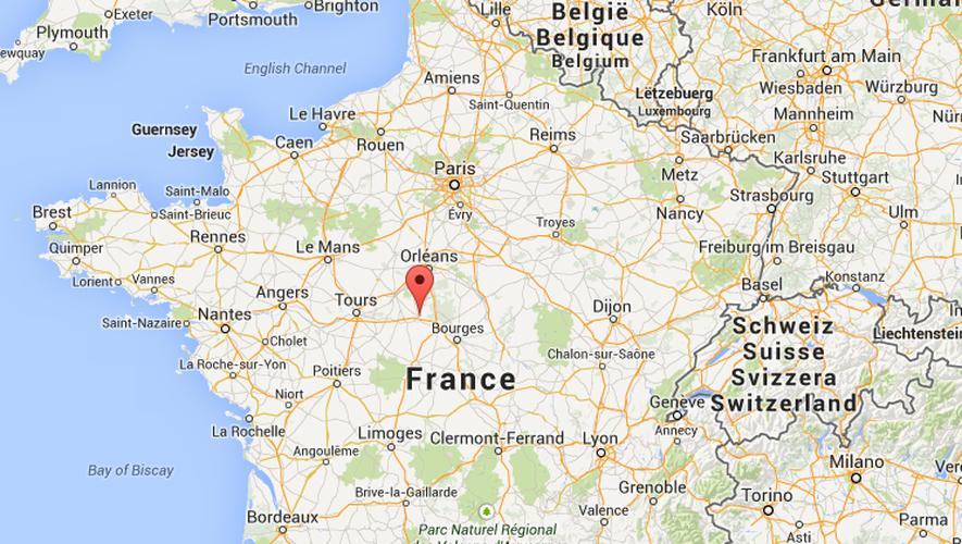 L'accident a eu lieu dimanche à 5h15, dans le Loir-et-Cher.