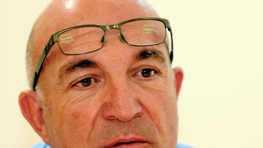 "Norbert Fabre : ""Si le SRA perd face à Hendaye ce sera grave"""