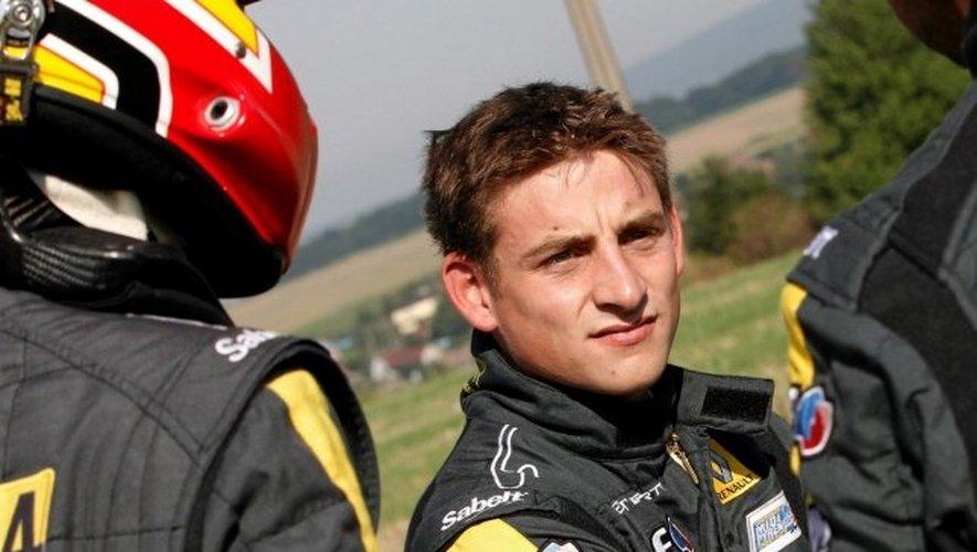 Avant cet accident, Germain Bonnefis visait le titre pilote production.