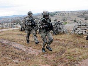 1 300 légionnaires s'installeraient sur le camp militaire du Larzac